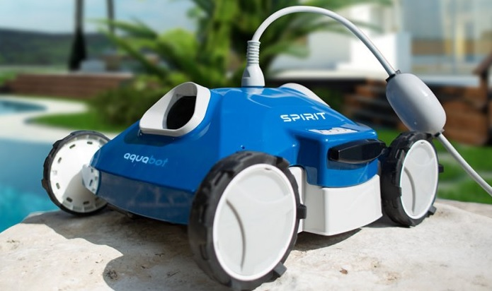 aquabot x4 robotic pool cleaner reviews