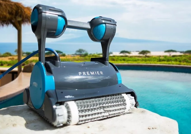 premier robotic pool cleaner
