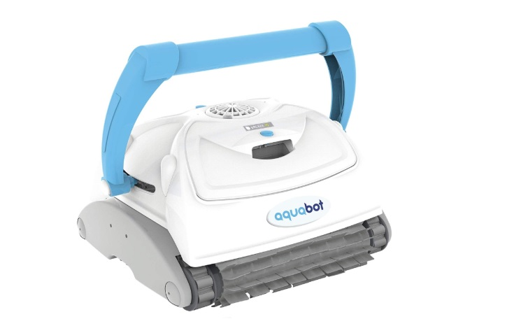wall climbing automatic pool cleaner