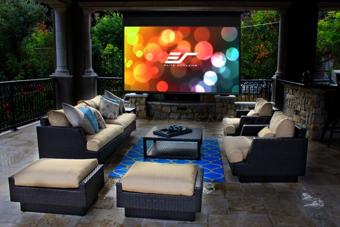 Best projector for outdoor purposes