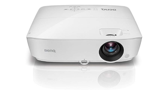 benq mw526ae business projector review