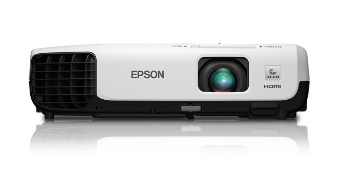epson vs330 projector review