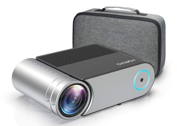 vamvo l4200 portable video projector review