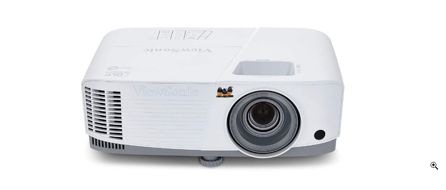 viewsonic 3600 lumens svga high brightness projector review