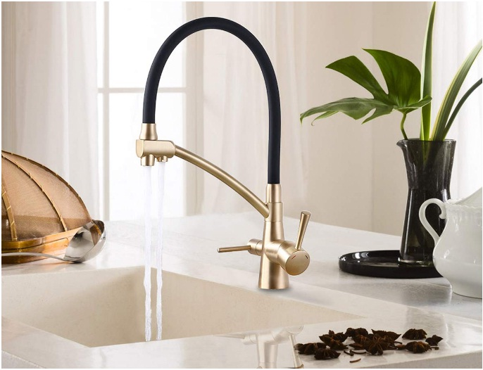 6+ Best Kitchen Faucets (Under $100) with Highest Flow Rate 2019