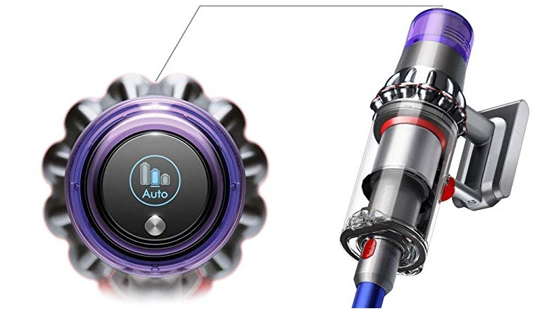 Dyson V11 Torque Drive Cordless Vacuum Cleaner Features