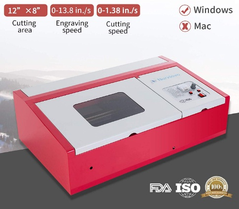 suncoo k40 high performance laser cutter