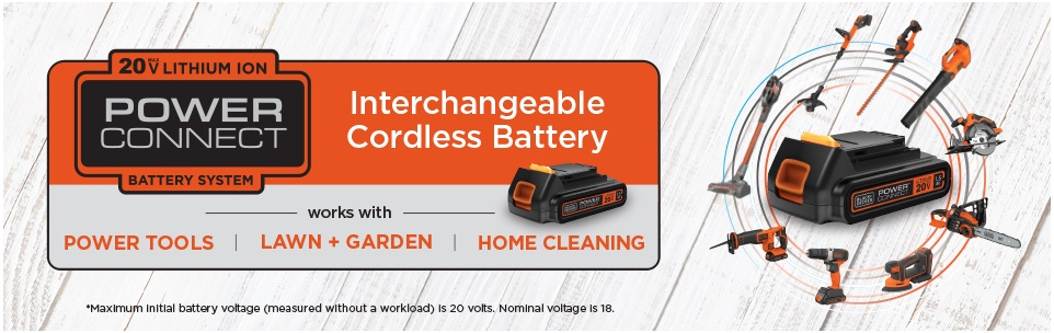 best cordless lawn and garden tools