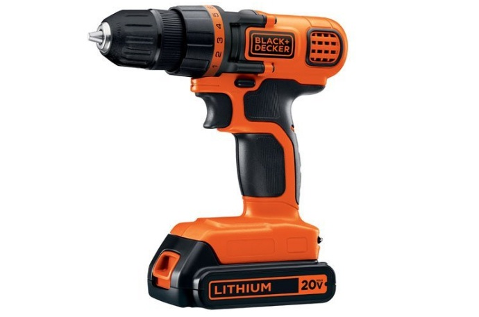 black and decker 20v lithium cordless drill review