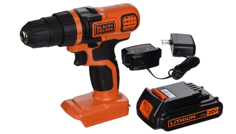 black decker drill machine 1500 watts review
