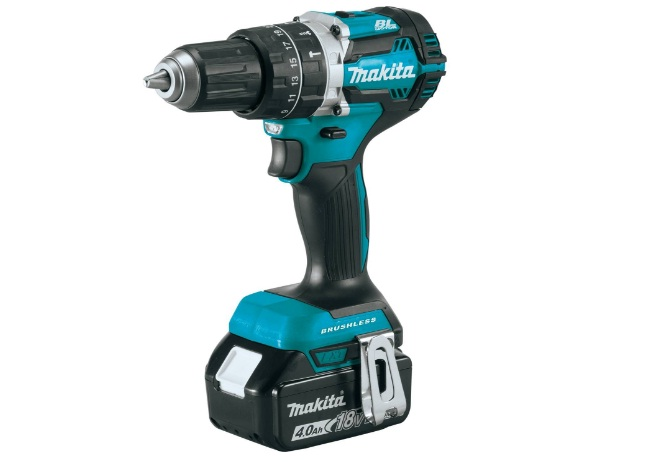 makita xt269m 18v lxt lithium-ion brushless cordless 2-pc