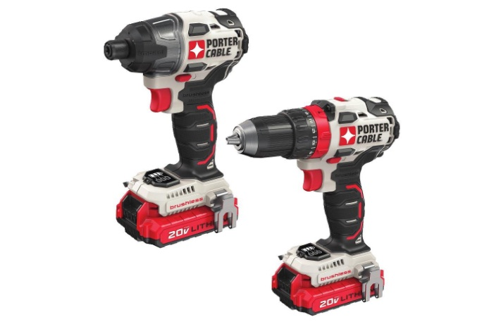 porter cable 20v lithium ion drill review