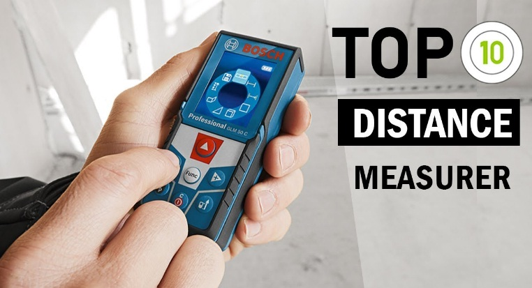 best laser distance measurer