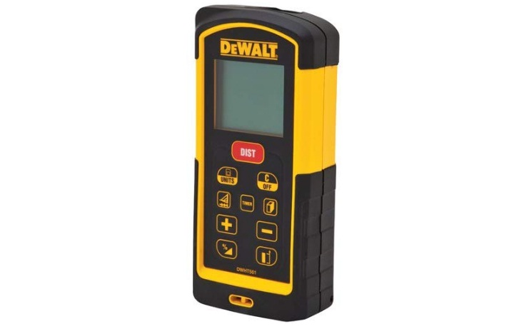dewalt dw03101 laser distance measurer