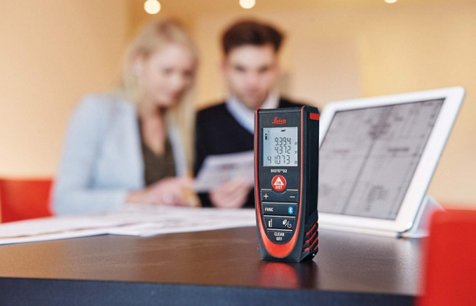 leica disto d2 new 330ft laser distance measure with bluetooth