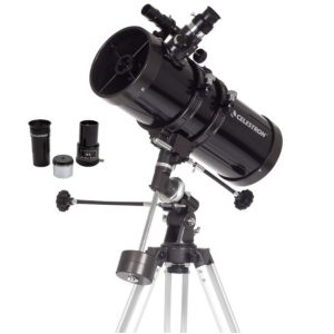 celestron 21049 powerseeker 127eq telescope review