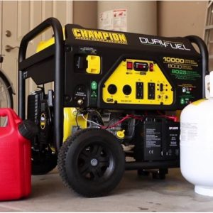 Best Dual Fuel Portable Inverter Generator