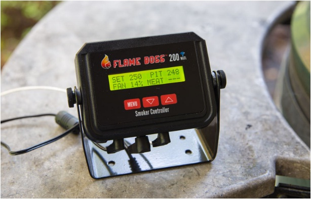 flame boss 500 review