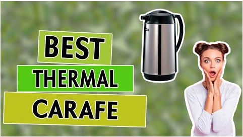 Best Automatic Drip Coffee Maker with Thermal Carafe