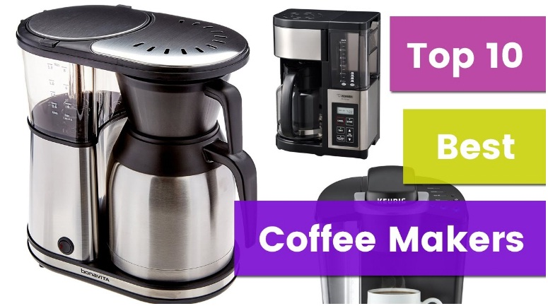 best stainless steel thermal coffee maker
