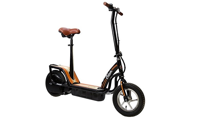Columbia TX-450 Seated Electric Scooter for Adults