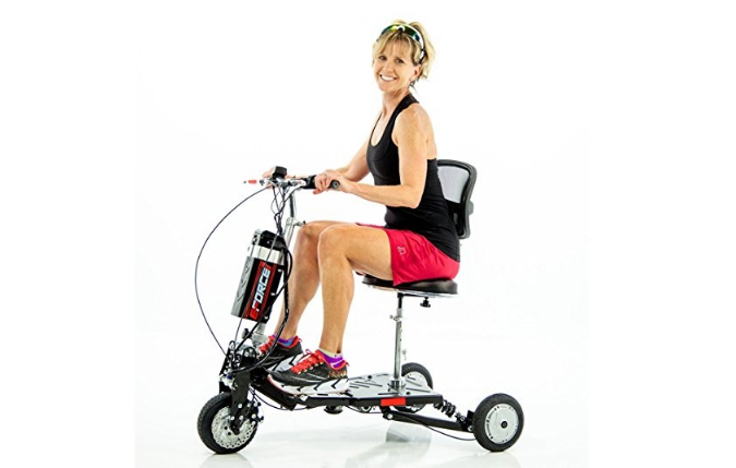 EWheels EForce-1 Fast Electric Scooter Lithium Power – EW07