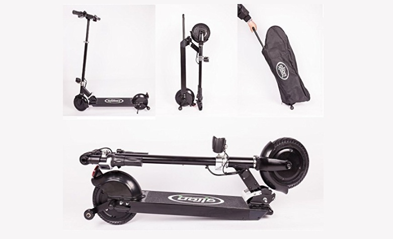 Glion Dolly Foldable Electric Scooter For Adults with Li-Ion Battery