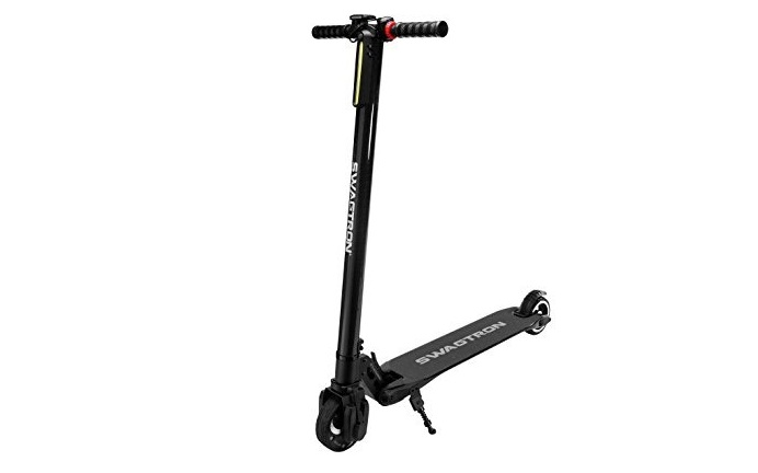 SWAGTRON Electric Scooters For Adults, Swagger High Speed – Adults Electric Scooter